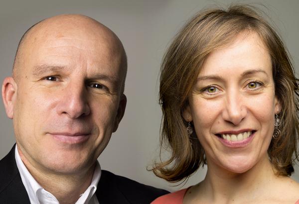 Marian Sánchez e Isaac López