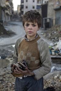 Ganador. Serie Aleppo